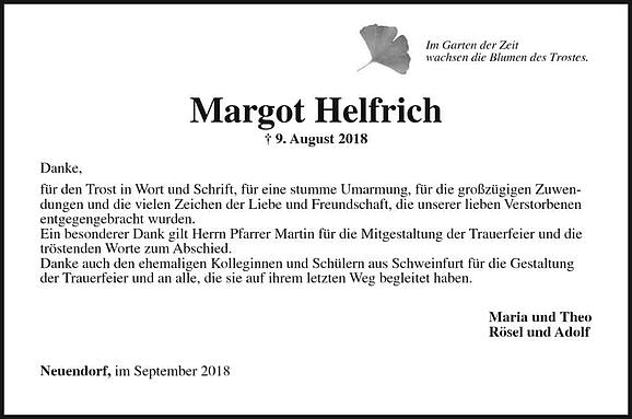 Margot Helfrich