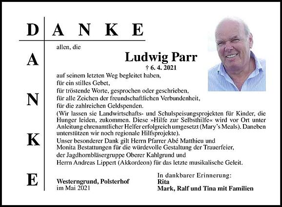 Ludwig Parr